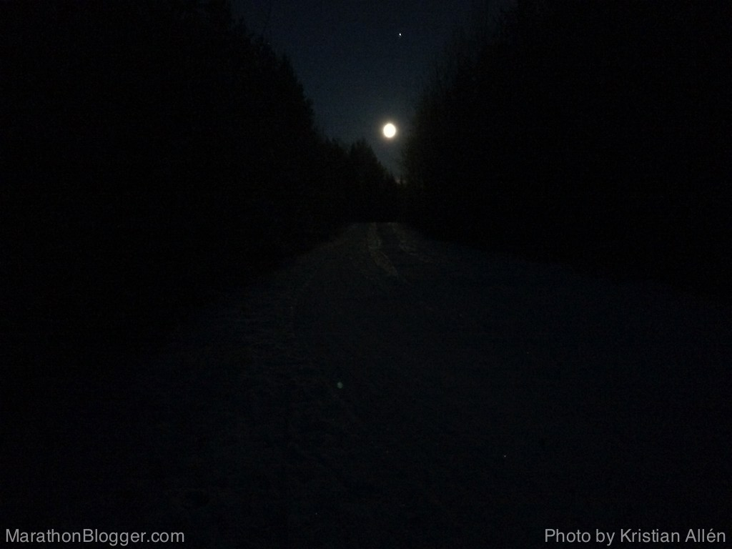 15.1.2014 18.30 km