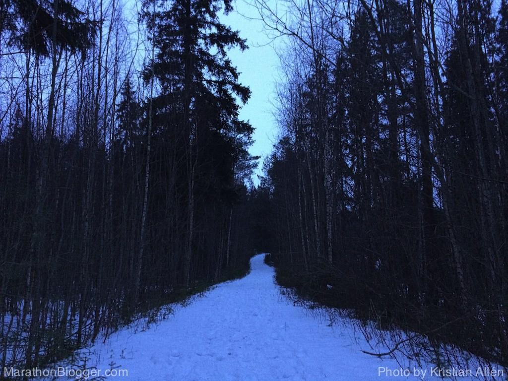 6.2.2014 25.10 km