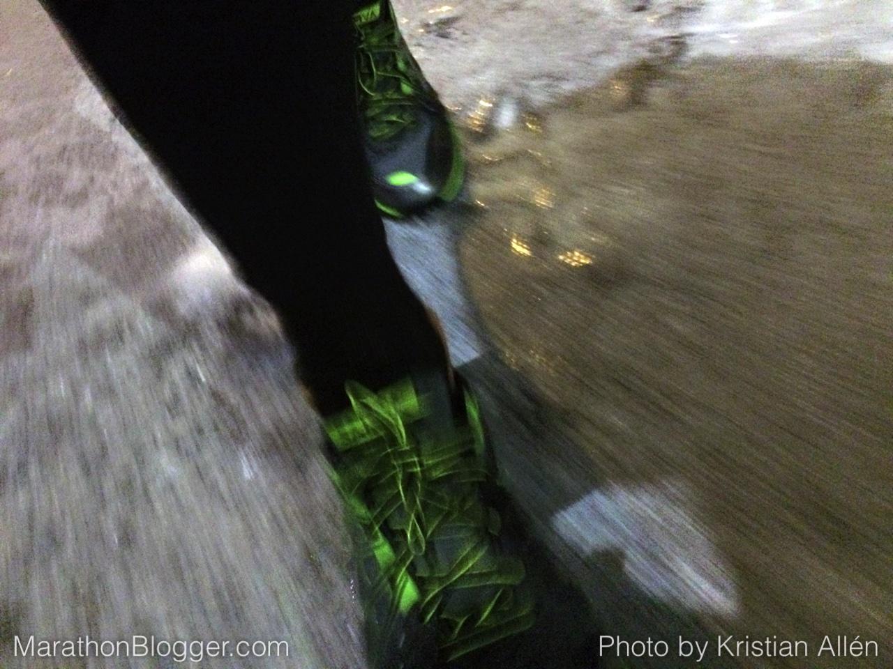 19.1.2015 5.01 km Run