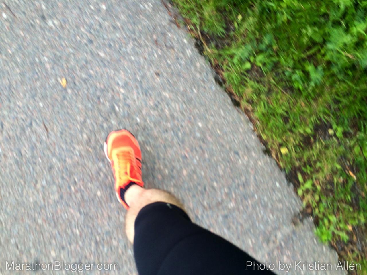 22.6.2015 10.02 km Run