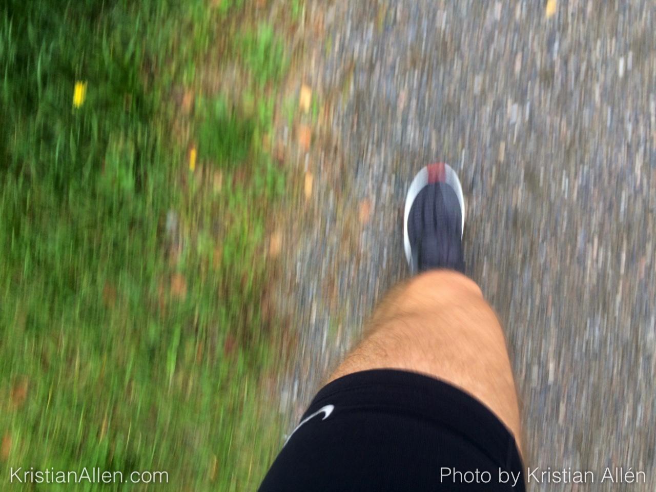 22.8.2016 8.16 km Run