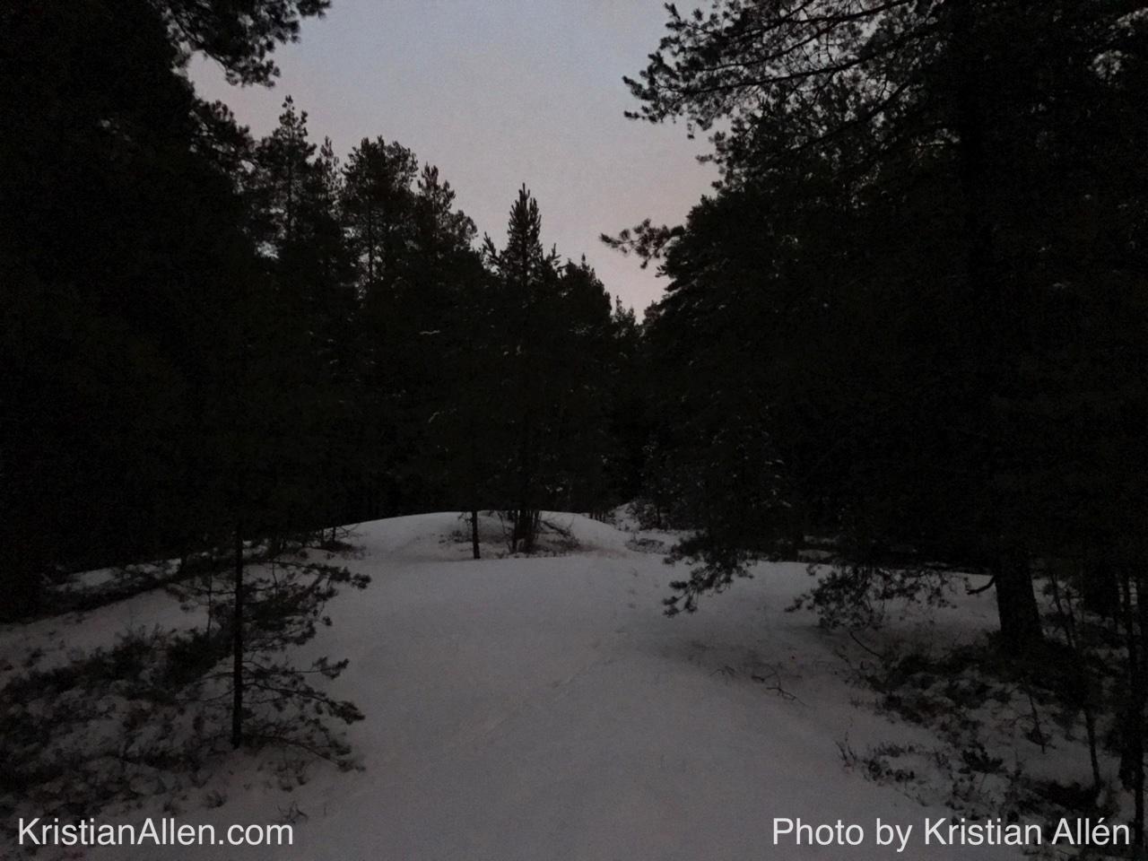 13.1.2017 21.11 km Run