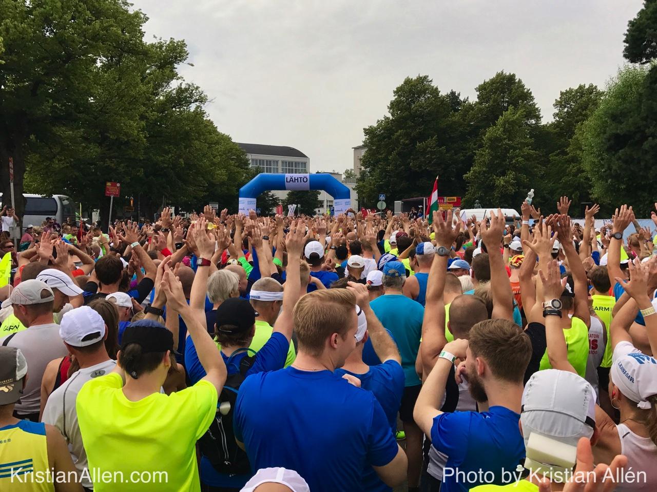 12.8.2017 44.02 km Run