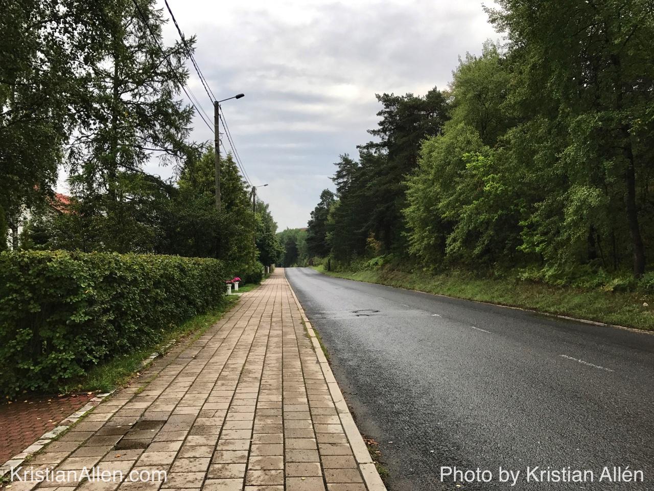 31.8.2017 11.06 km Run
