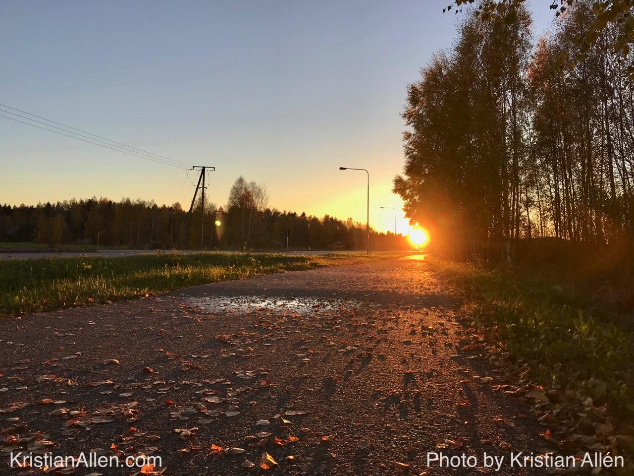 16.10.2017 15.22 km Run